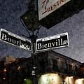 Bourbon Street by Janice Spivey
