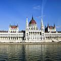 Budapest, Parliament Building  by Vladi Alon