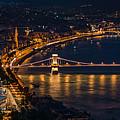 Budapest by Zoltan Vegh
