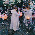 Carnation Lily Lily Rose by John Singer Sargent