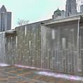 Charlotte Nc Downtown by Jimmy McDonald
