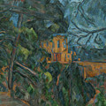 Chateau Noir by Paul Cezanne