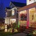 Christmas Village by Craig McCausland