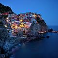 Cinque Terre by Brian Jannsen