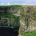 Cliffs Of Moher, Co Clare, Ireland by The Irish Image Collection