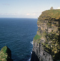 Cliffs Of Moher In Ireland by Carl Purcell