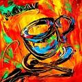 Coffee Cups by Mark Kazav