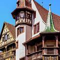 Colmar - France by Jon Berghoff
