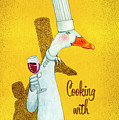 Cooking With Wine... by Will Bullas