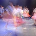 Dancers In Motion  by Vladi Alon