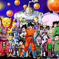 Dragon Ball Super by Babbal Kumar