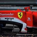 Ferrari Formula 1 Kimi Raikkonen by Srdjan Petrovic