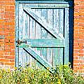 Garden Gate by Tom Gowanlock