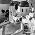 Greek Island - Santorini by Manolis Tsantakis