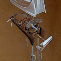 Hand Mixer by Frank Townsley