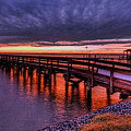 Hilton Pier by Jerry Gammon
