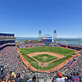 Home Of The San Francisco Giants by Mountain Dreams