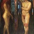 img693 Edvard Munch by Eloisa Mannion