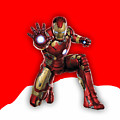 Iron Man Collection by Marvin Blaine