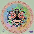 Jagannath by Sandra Petra Pintaric