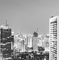 Jakarta Business District At Night by Didier Marti