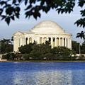 Jefferson Memorial by John Greim