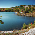 Killarney Provincial Park In Fall by Oleksiy Maksymenko