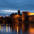 King John's Castle Limerick Ireland by Pierre Leclerc Photography