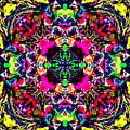 4 Kings by Blind Ape Art