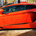Lamborghini Aventador by Colin Rayner
