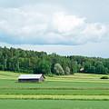 Landscape by Esko Lindell