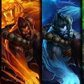 League Of Legends by Dorothy Binder