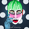 Leigh Bowery  by Mark Ashkenazi