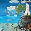 Lighthouse by Sherri Gill