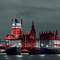 London Cityscape With Big Ben by Sebastien Coell