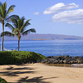 Makena, Secret Beach by Ron Dahlquist - Printscapes