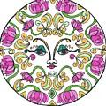 Lotus Princess by Roberta Dunn