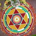 Mandala by Frederick Holiday