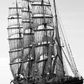 4-masted Schooner by Daniel Hagerman