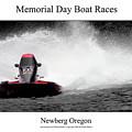 Memorial Day Boat Races by William Jones