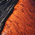 Molten Pahoehoe Lava by Ron Dahlquist - Printscapes
