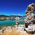 Mono Lake Tufa by Mark Jackson