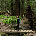 Montgomery Woods State Natural Reserve by David Oppenheimer