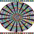 Novino Sale Fineart Chakra Mandala Round Circle Inspirational Healing Art At Fineartamerica.com By N by Navin Joshi