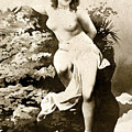 Nude Posing, C1900 by Granger