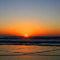 Ocean Sunrise Sunset by W Gilroy