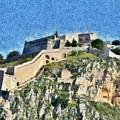 Palamidi Castle by George Atsametakis