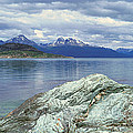 Panoramic View Of Ushuaia, Tierra Del by Panoramic Images