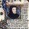 Petrarch (1304-1374) by Granger