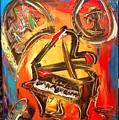 Piano by Mark Kazav